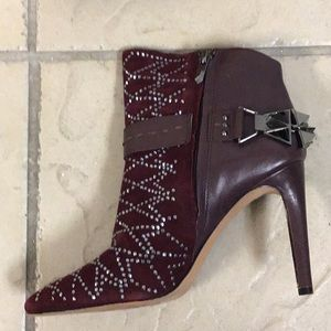 Sam Edelman studded booties